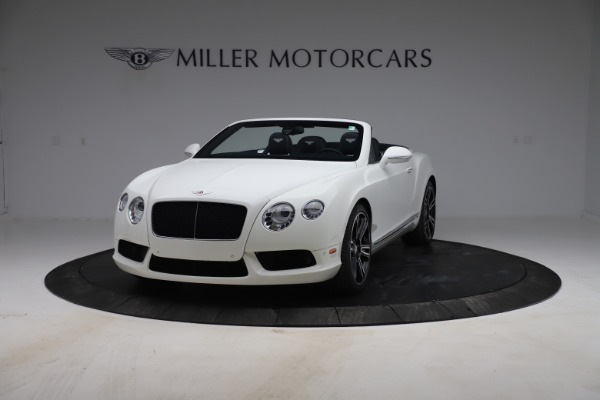 Used 2015 Bentley Continental GTC V8 for sale $119,900 at Maserati of Westport in Westport CT 06880 1