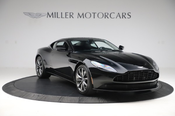 Used 2018 Aston Martin DB11 V8 for sale Sold at Maserati of Westport in Westport CT 06880 10
