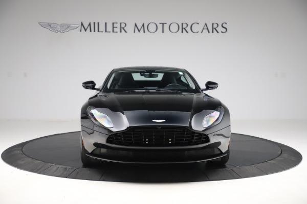 Used 2018 Aston Martin DB11 V8 for sale Sold at Maserati of Westport in Westport CT 06880 11