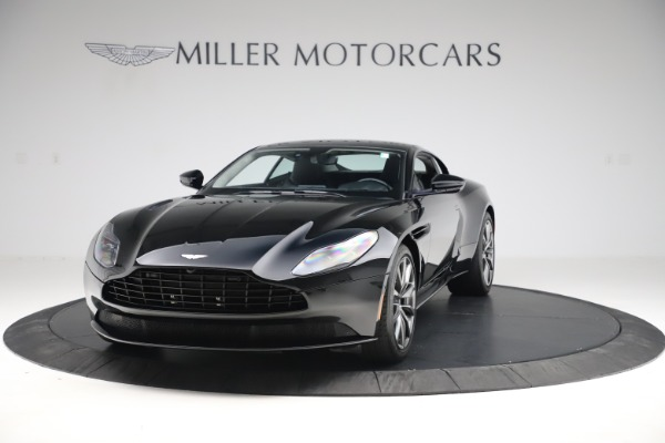 Used 2018 Aston Martin DB11 V8 for sale Sold at Maserati of Westport in Westport CT 06880 12