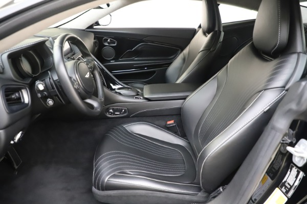 Used 2018 Aston Martin DB11 V8 for sale Sold at Maserati of Westport in Westport CT 06880 13
