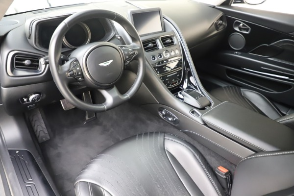 Used 2018 Aston Martin DB11 V8 for sale Sold at Maserati of Westport in Westport CT 06880 14