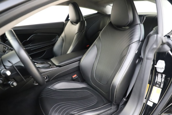 Used 2018 Aston Martin DB11 V8 for sale Sold at Maserati of Westport in Westport CT 06880 15