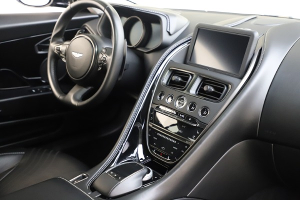 Used 2018 Aston Martin DB11 V8 for sale $139,900 at Maserati of Westport in Westport CT 06880 18