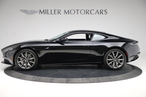 Used 2018 Aston Martin DB11 V8 for sale Sold at Maserati of Westport in Westport CT 06880 2