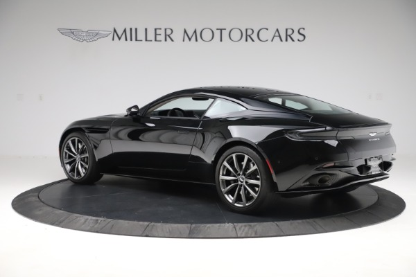 Used 2018 Aston Martin DB11 V8 for sale $139,900 at Maserati of Westport in Westport CT 06880 3