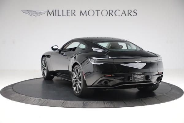 Used 2018 Aston Martin DB11 V8 for sale Sold at Maserati of Westport in Westport CT 06880 4