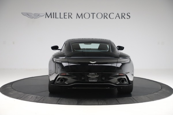 Used 2018 Aston Martin DB11 V8 for sale Sold at Maserati of Westport in Westport CT 06880 5