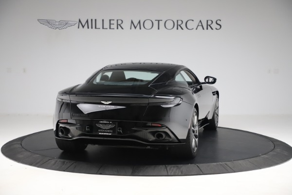 Used 2018 Aston Martin DB11 V8 for sale $139,900 at Maserati of Westport in Westport CT 06880 6