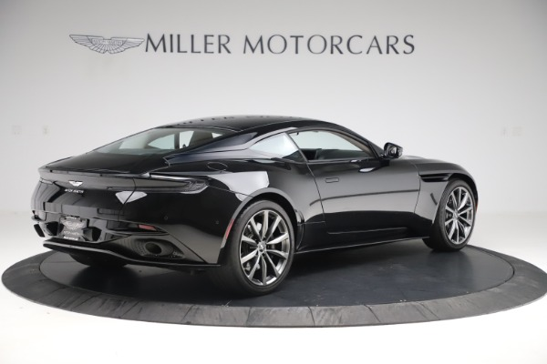 Used 2018 Aston Martin DB11 V8 for sale $139,900 at Maserati of Westport in Westport CT 06880 7