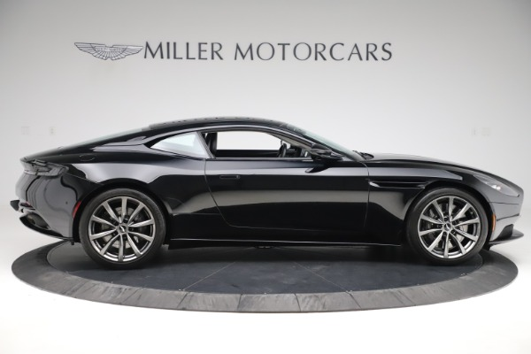 Used 2018 Aston Martin DB11 V8 for sale $139,900 at Maserati of Westport in Westport CT 06880 8
