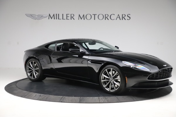 Used 2018 Aston Martin DB11 V8 for sale $139,900 at Maserati of Westport in Westport CT 06880 9