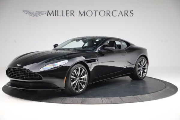 Used 2018 Aston Martin DB11 V8 for sale Sold at Maserati of Westport in Westport CT 06880 1