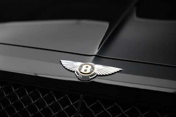New 2020 Bentley Bentayga V8 Design Series for sale $216,860 at Maserati of Westport in Westport CT 06880 14