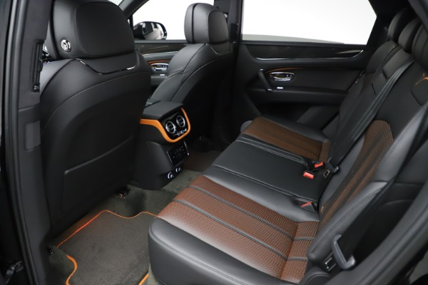 New 2020 Bentley Bentayga V8 Design Series for sale $216,860 at Maserati of Westport in Westport CT 06880 22