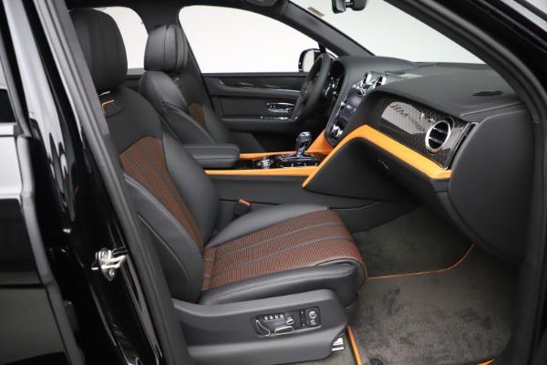 New 2020 Bentley Bentayga V8 Design Series for sale $216,860 at Maserati of Westport in Westport CT 06880 26