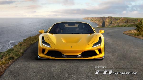New 2020 Ferrari F8 Spider for sale Call for price at Maserati of Westport in Westport CT 06880 5