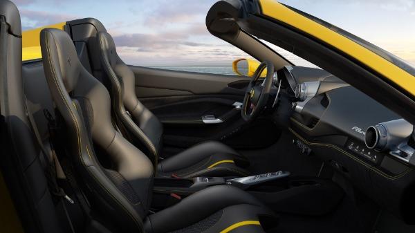 New 2020 Ferrari F8 Spider for sale Call for price at Maserati of Westport in Westport CT 06880 7