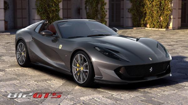 New 2021 Ferrari 812GTS for sale Call for price at Maserati of Westport in Westport CT 06880 2