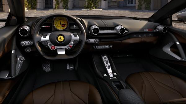 New 2021 Ferrari 812GTS for sale Call for price at Maserati of Westport in Westport CT 06880 6