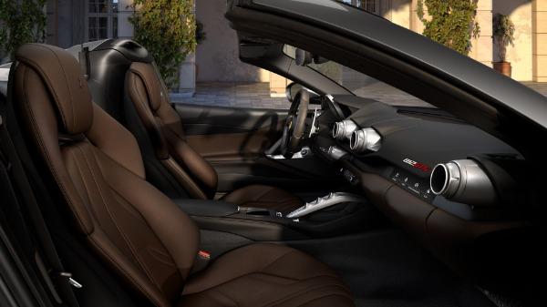 New 2021 Ferrari 812GTS for sale Call for price at Maserati of Westport in Westport CT 06880 7