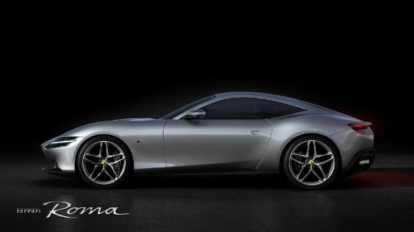 New 2021 Ferrari Roma for sale Call for price at Maserati of Westport in Westport CT 06880 2