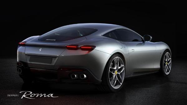 New 2021 Ferrari Roma for sale Call for price at Maserati of Westport in Westport CT 06880 4