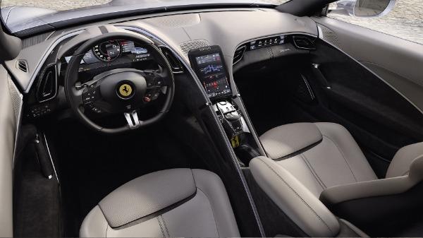 New 2020 Ferrari Roma for sale Call for price at Maserati of Westport in Westport CT 06880 5