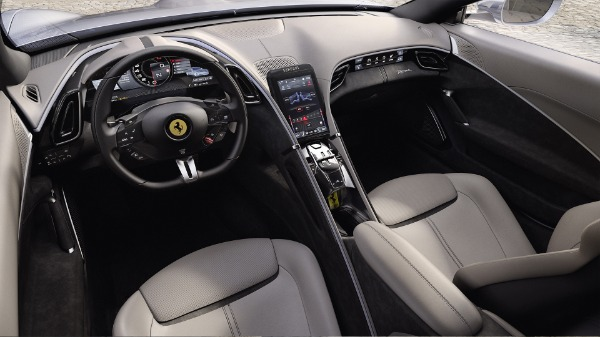 New 2021 Ferrari Roma for sale Call for price at Maserati of Westport in Westport CT 06880 5
