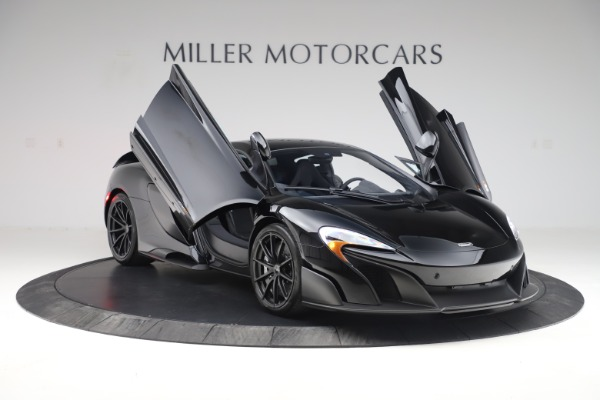 Used 2016 McLaren 675LT COUPE for sale Sold at Maserati of Westport in Westport CT 06880 16