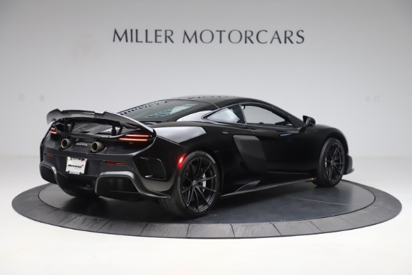 Used 2016 McLaren 675LT COUPE for sale Sold at Maserati of Westport in Westport CT 06880 5