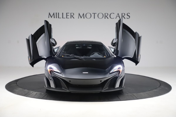 Used 2016 McLaren 675LT COUPE for sale Sold at Maserati of Westport in Westport CT 06880 9
