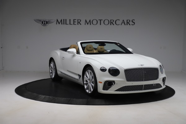 New 2020 Bentley Continental GT Convertible V8 for sale Sold at Maserati of Westport in Westport CT 06880 11