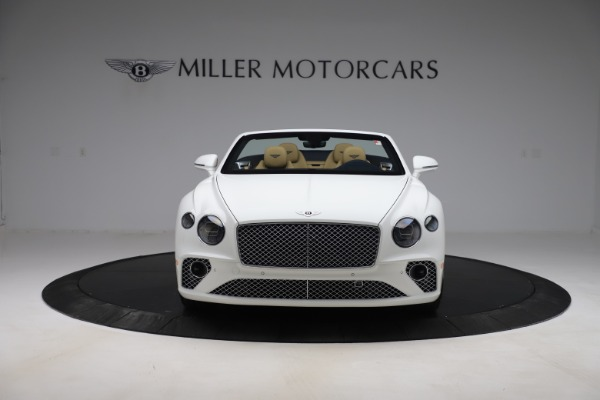 New 2020 Bentley Continental GTC V8 for sale $262,475 at Maserati of Westport in Westport CT 06880 12