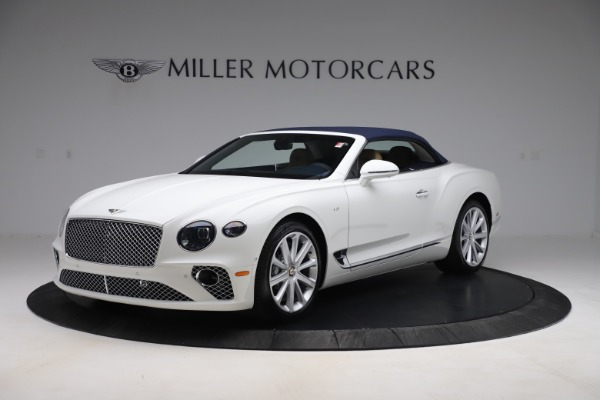 New 2020 Bentley Continental GTC V8 for sale $262,475 at Maserati of Westport in Westport CT 06880 13