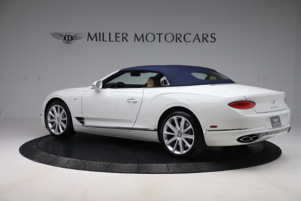 New 2020 Bentley Continental GT Convertible V8 for sale Sold at Maserati of Westport in Westport CT 06880 15