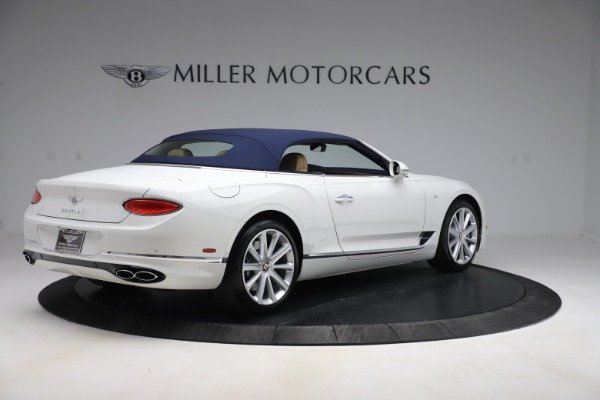 New 2020 Bentley Continental GTC V8 for sale $262,475 at Maserati of Westport in Westport CT 06880 16
