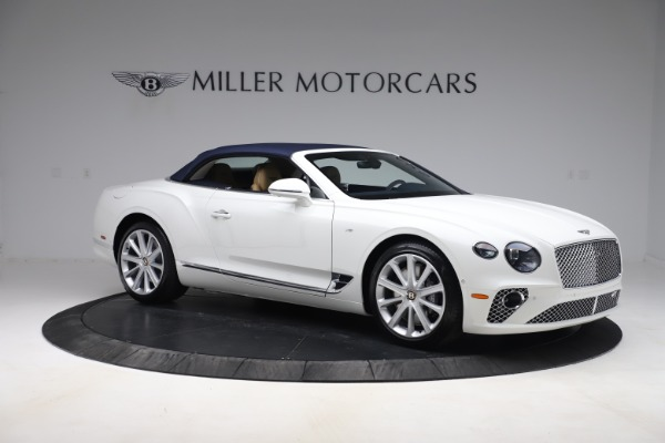 New 2020 Bentley Continental GTC V8 for sale $262,475 at Maserati of Westport in Westport CT 06880 18