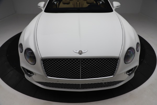 New 2020 Bentley Continental GTC V8 for sale $262,475 at Maserati of Westport in Westport CT 06880 19