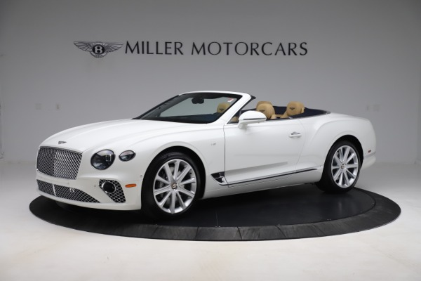 New 2020 Bentley Continental GTC V8 for sale $262,475 at Maserati of Westport in Westport CT 06880 2
