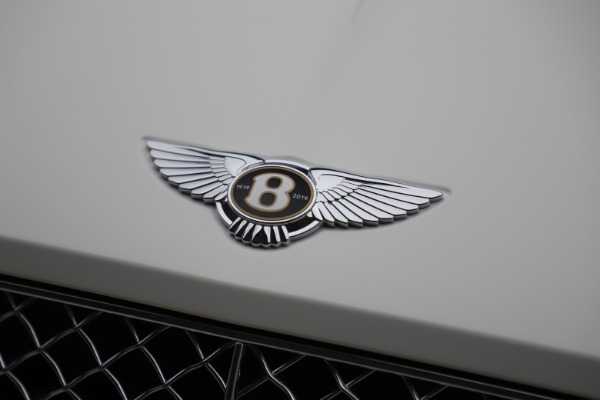 New 2020 Bentley Continental GTC V8 for sale $262,475 at Maserati of Westport in Westport CT 06880 20
