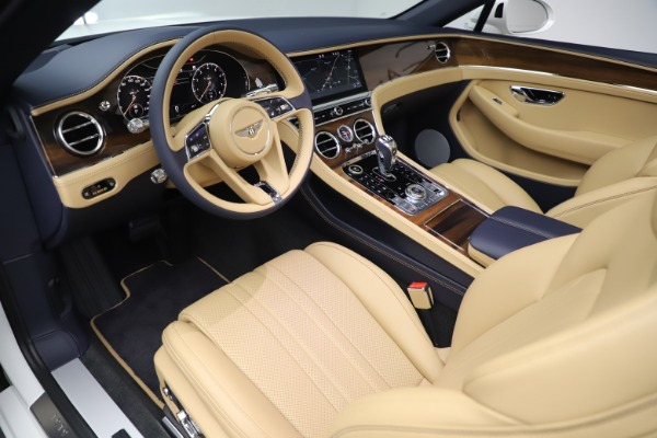 New 2020 Bentley Continental GTC V8 for sale $262,475 at Maserati of Westport in Westport CT 06880 24