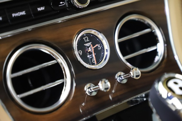New 2020 Bentley Continental GT Convertible V8 for sale Sold at Maserati of Westport in Westport CT 06880 28
