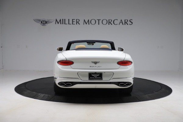 New 2020 Bentley Continental GT Convertible V8 for sale Sold at Maserati of Westport in Westport CT 06880 6