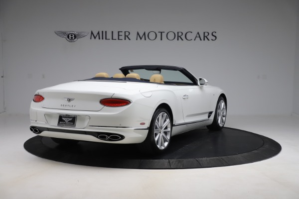New 2020 Bentley Continental GT Convertible V8 for sale Sold at Maserati of Westport in Westport CT 06880 7