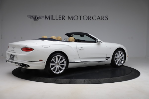 New 2020 Bentley Continental GT Convertible V8 for sale Sold at Maserati of Westport in Westport CT 06880 8