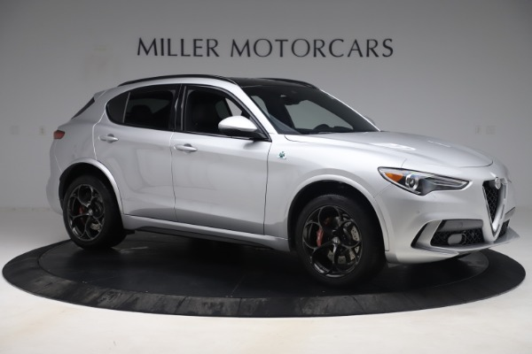 Used 2019 Alfa Romeo Stelvio Quadrifoglio for sale $68,900 at Maserati of Westport in Westport CT 06880 10