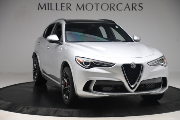 Used 2019 Alfa Romeo Stelvio Quadrifoglio for sale $68,900 at Maserati of Westport in Westport CT 06880 11