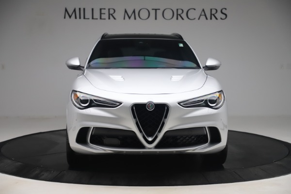 Used 2019 Alfa Romeo Stelvio Quadrifoglio for sale $68,900 at Maserati of Westport in Westport CT 06880 12