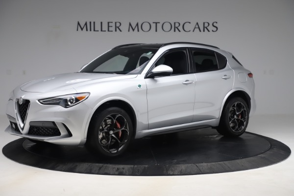 Used 2019 Alfa Romeo Stelvio Quadrifoglio for sale $68,900 at Maserati of Westport in Westport CT 06880 2